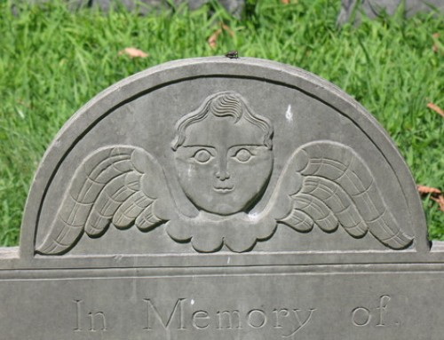 Exploring Norwich History at the Cemetery