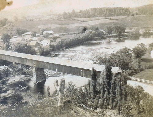 Historic Driving Tour Podcast: Rivers and Mills